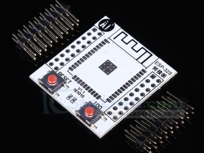 ESP-32S Breadboard Breakout Adapter Board Pinboard Convertor for ESP32S Wireless WIFI Bluetooth Module