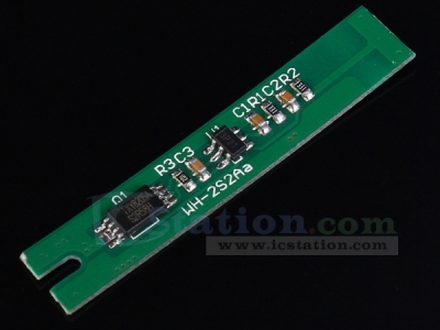 2S Lithium Iron Phosphate Battery Protection Board For 18650 Battery