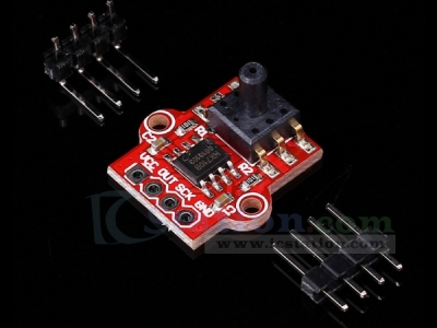 3.3-5V Digital Barometric Pressure Sensor Module Liquid Water Level Controller Board Module 0-40KPa