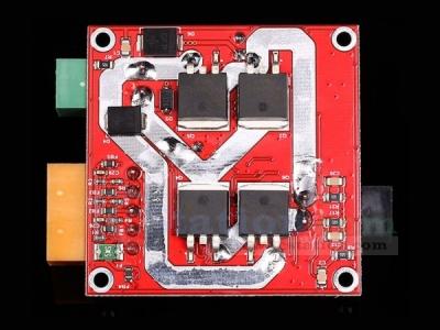 6-36V 15A High Power DC Motor Driver PWM Speed Regulator Module ATF