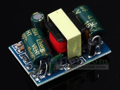 AC-DC 3.3V 700mA Isolated Switching Power Supply Module 220V to 3.3V Step Down Buck Converter Voltage Regulator