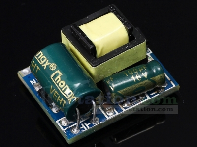 AC-DC 12V 300mA Isolated Switching Power Supply Module 220V to 12V Step Down Buck Converter Voltage Regulator