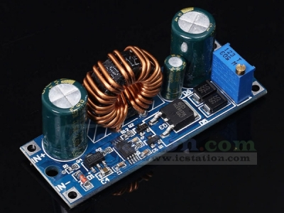 Automatic DC-DC Step Up Step Down Boost Buck Converter Power Supply Module Voltage Regulator Module 5.5-30V to 0.5-30V