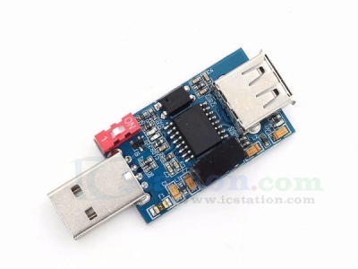 ADUM3160 B0505S 1W 1500V USB to USB Voltage Isolator Module 12Mbps 1.5Mbps