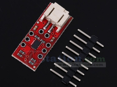 MAX17043 I2C LiPo Fuel Gauge Lithium Battery Detection Module A/D Converter IIC