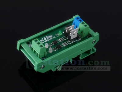 DC 5V 2-Channel PLC Amplifier Optical Isolator NPN Output Signal Converter Board