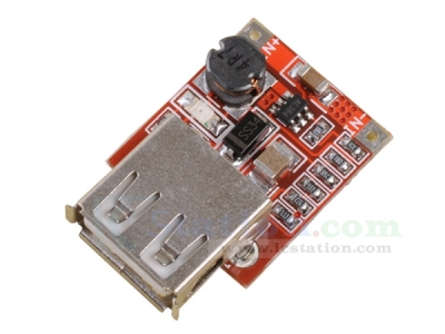 DC-DC Converter Step Up Boost 3V-5V 1A USB Charger MP3/MP4 Phone