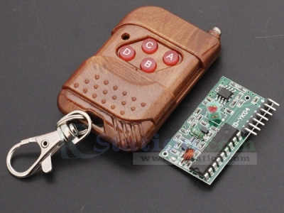 IC2262/2272 4 Channel Wireless Remote Control Kits