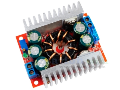 DC-DC 4.5V-32V to 0.8V-30V 15A Step Down Power Apply High-Power