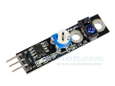KY-033 Tracking Sensor Module Infrared Obstacle Avoidance for Arduino AVR PIC Project