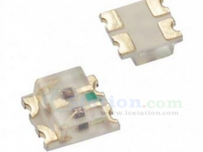 0603 SMD Red and Blue LED Light Emitting Diode