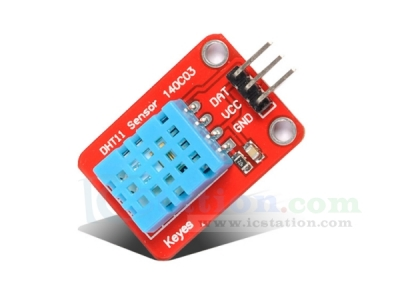 DHT11 Sensor Temperature and Relative Humidity Sensor Module for Arduino