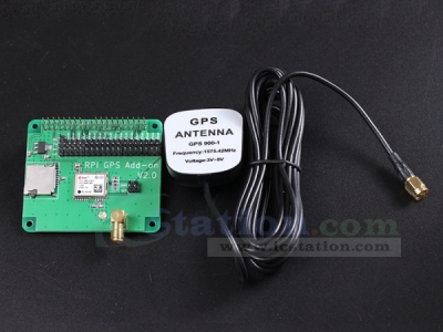 GPS Add-on GPS Shiled NEO-6 GPS Module for Raspberry Pi 2 model B
