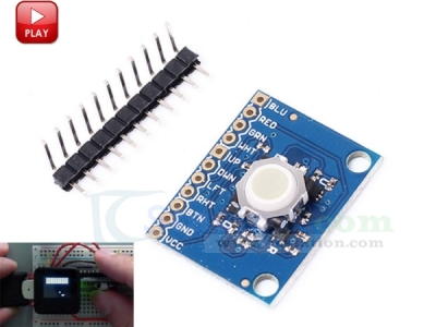 ICStation Blackberry Cellphone Tracking Ball Trackball Breakout Board Module ICSH044A 【B713】