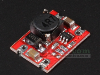 DC-DC Step Up Boost Power Supply 2V-5V to 5V 2A Fixed Output