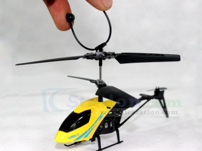 Mini RC Helicopter UAV Aircraft Model Aircraft w/Charger