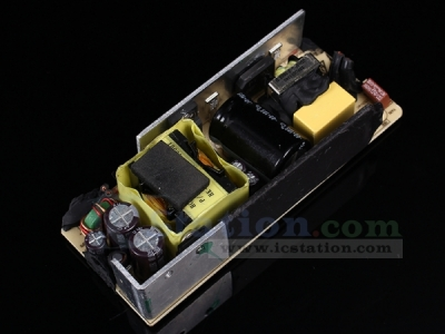 AC to DC 12V 5A Switching Power Supply Module Circuit Bare Board 5000MA for Replace/Repair LCD