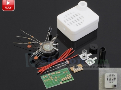Welcome Guest Greeting Sensor Switch Module DIY Kit Light Control Greeting Machine DIY Kits