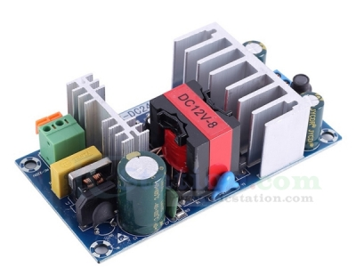 AC-DC 90V-265V to 12V 8A 100W Voltage Converter Switching Power Supply Module Buck Step Down Module