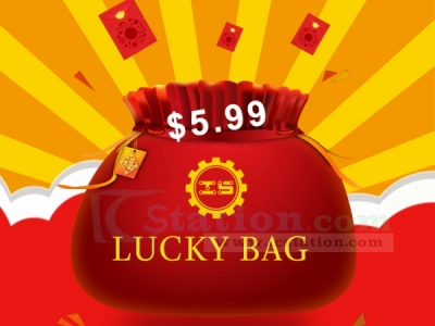 ICStation Weekend Sale $5.99 Surprising Lucky Bag