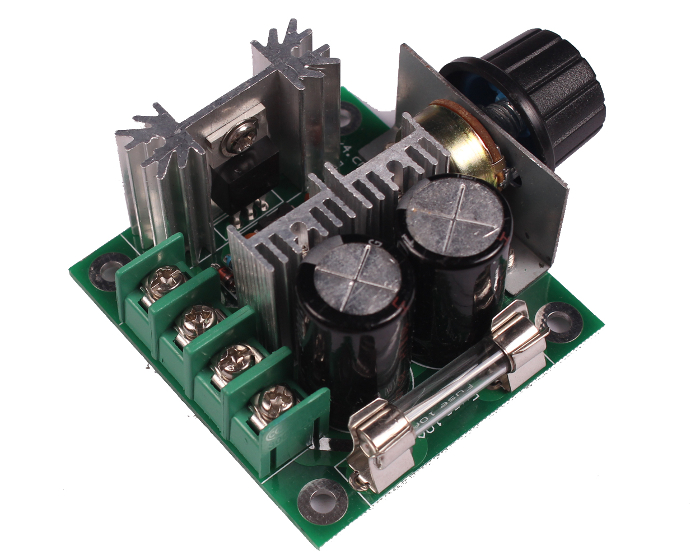 12V-40V 10A Pulse Width Modulation DC Motor Speed Control Switch