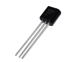 LM35DZ PRECISION CENTIGRADE TEMPERATURE SENSOR