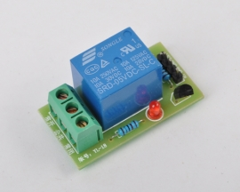 1 Channel 5V Relay Module For PIC ARM AVR DSP SRD-05VDC-SL-C