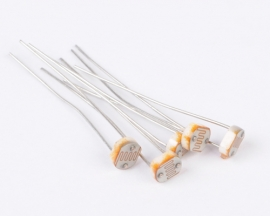 Photoresistor GL5537 LDR Photo Light-Dependent Resistor
