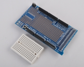 For Arduino MEGA ProtoShield V3 Prototype Expansion Board