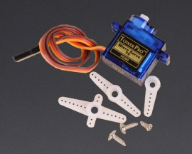 SG90 9G Micro Servo Motor RC Robot Helicopter Control