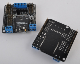 IO Expansion Shield For Arduino(V5)-Xbee/RS485/APC220 Support