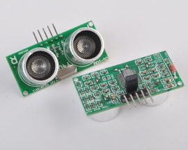 US-100 Ultrasonic Sensor Module w/Temperature Compensation Range