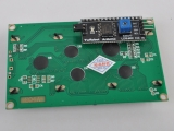 IIC/I2C/TWI Serial 2004 Character LCD Module for Arduino Compatible Green Screen