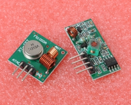 315Mhz RF Transmitter and Receiver Link for Arduino/ARM/MCU WL