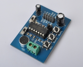 ISD1820 Voice Board Sound Recording Module on-board Microphone