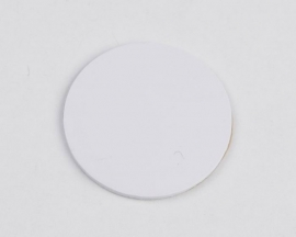 NFC Tag PVC Waterpoof 3M Adhesive Label RFID 13.56MHz 1k S50 MF1