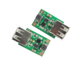 DC-DC Converter Step Up Boost Module 1-5V to 5V 500mA USB Charge