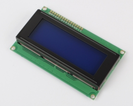 2004 204 20X4 Character LCD Display Module Blue Blacklight