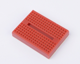 Red Solderless Prototype Breadboard SYB-170 Tie-point for Arduin