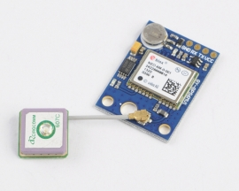 Ublox/u-blox NEO-6M GPS Module with Antenna Build-in EEPROM