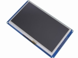 "7"" TFT LCD Module Display + Touch Panel + PCB adapter"