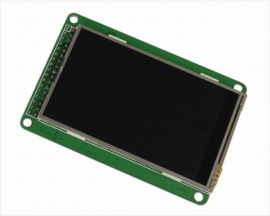 "3.0"" 3"" TFT LCD Module Display + Touch Panel + PCB adapter"