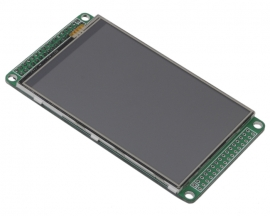"3.5"" TFT LCD Module Display + Touch Panel + PCB adapter"