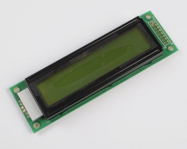 Yellow LCD2002 Character Display Module 2002