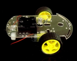 Smart Car Chassis Tracing Car Encoder