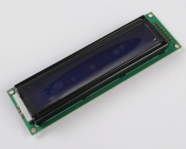 24x2 2402 Character LCD Module Blue Backlight