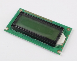 12232 122x32 Dots Matrix LCD Module Yellow Green LED Backlight