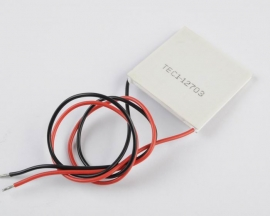 TEC1-12703 Thermoelectric Cooler Peltier 40x40mm 4.6mm 3A