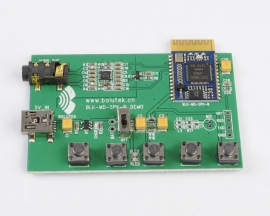 SPK-B Demo Version Bluetooth Audio Module Stereo Audio module