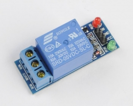 5V 1-Channel Relay Module High Level Trigger for Arduino AVR PIC